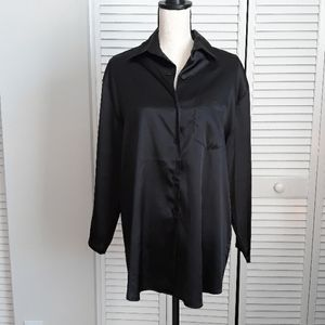 NWOT Victoria Secret Silky PJ Top size small